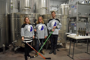 Champions of the Ice Winemakers