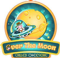 Over The Moon Grilled Cheeserie logo
